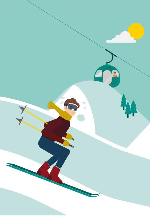 Klaar voor de wintersport?